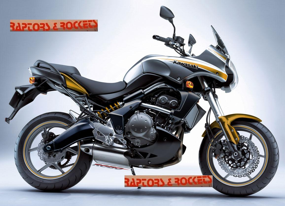 Havey Bikes: Kawasaki Versys