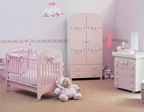 Ideas Para Pintar Y Decorar La Habitacion De Una Bebe Dormitorios - Pintar-la-habitacion-de-un-bebe