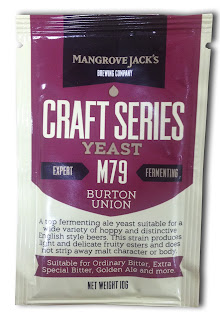 Mangrove Jacks Craft Series Yeast