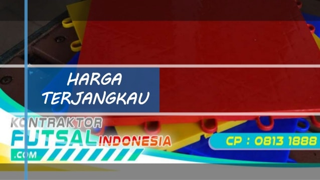 Interlock Lantai, Lantai Futsal Murah, Matras Futsal