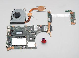 Mainboard Asus Vivobook S551LB