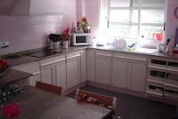 chalet en venta masia gaeta borriol cocina