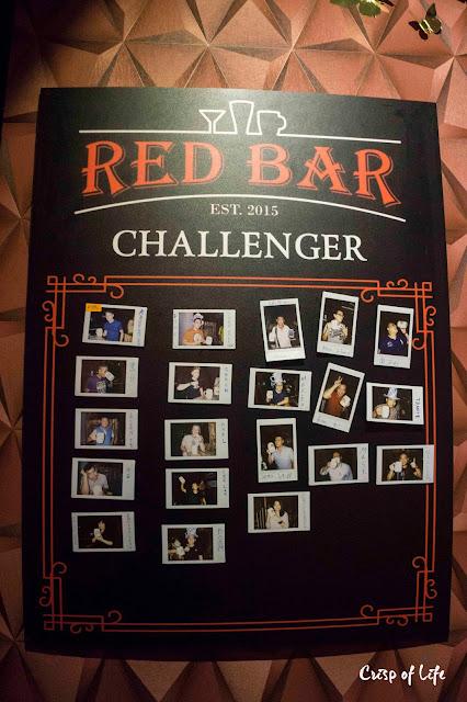 Red Bar @ Belissa Row, Penang