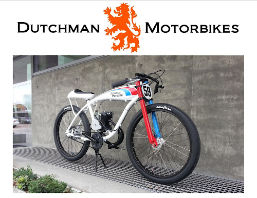 about our bikes - Motorized Bike Frame