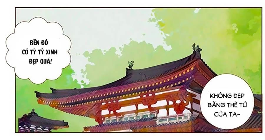 Đế Vương Trắc chap 175 - Trang 32