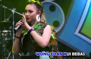 Jihan Audy Wong Edan Kui Bebas