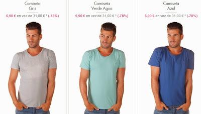 Camisetas hombre Lois
