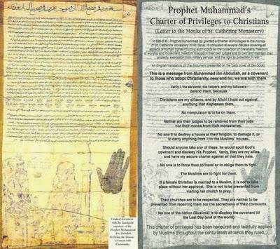 Piagam Madinah Rasulullah, Konstitusi Tertulis Pertama di Dunia