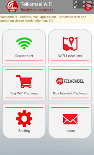 cara setting wifi seamless telkomsel