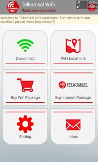 cara setting wifi seamless telkomsel