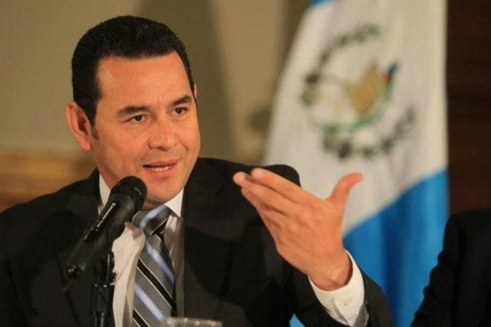 Contraloría ordena reintegrar gastos de lujo del presidente de Guatemala