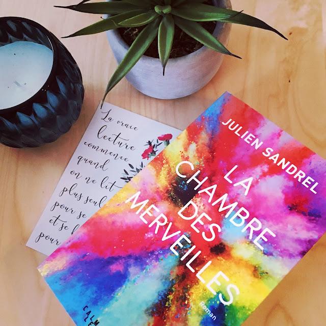 """Chronique littéraire """"La chambre des merveilles"""" par Mally's Books"""