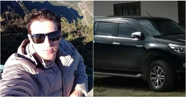 Veículo do corretor desaparecido em Major Vieira é encontrado abandonado na BR-116