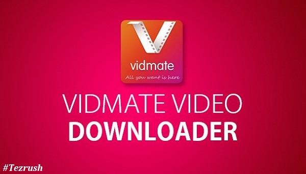 VidMate - HD video Downloader Apps Logo 2018 TezRush
