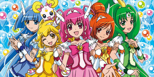 Saban Brands lançará o anime Smile PreCure no Ocidente!