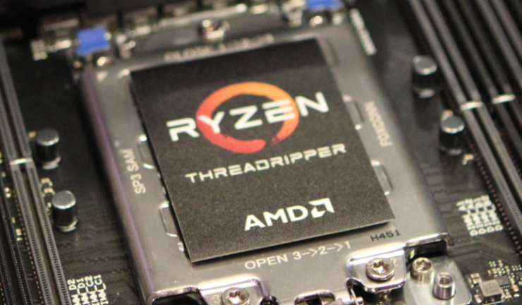 The Threadripper processor was not in the original AMD planThe Threadripper processor was not in the original AMD plan