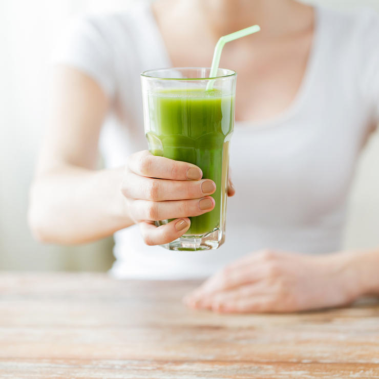 The 7 day flat belly spring detox