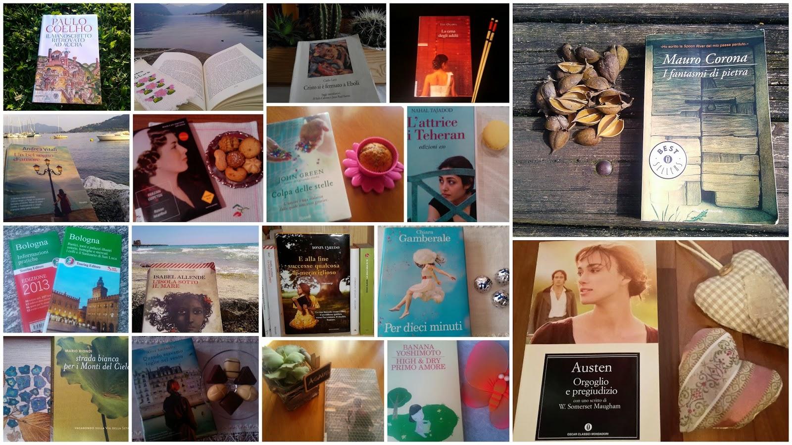 raccolta libri letture top del 2014