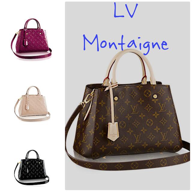Torebka Montagine Louis Vuitton ile kosztuje? Jaka cena? Oryginał