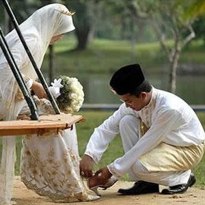 Kata bijak pernikahan islami