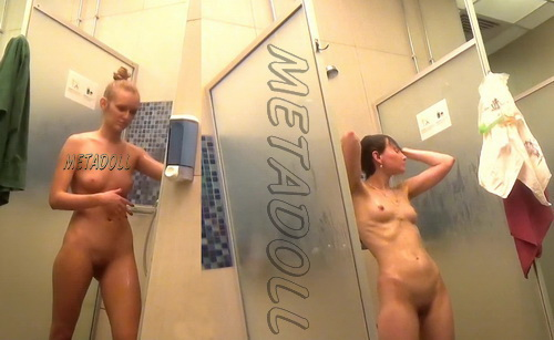 Showerroom 1565-1576 (Hidden camera in the GYM showers)
