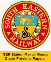 SER Station Master Previous Papers