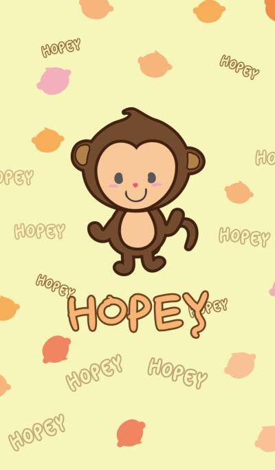 Hopey Monkey