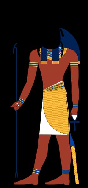 The Egyptian God Khepri