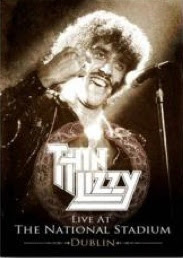 Thin Lizzy Live At The National Stadium