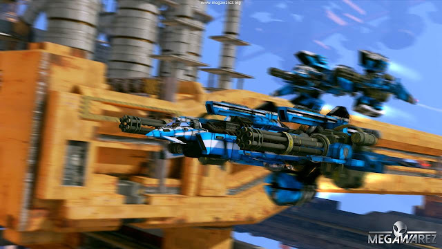 Strike Vector EX pc imagenes