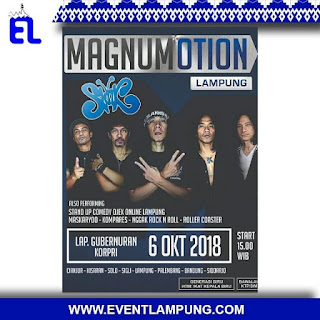 GENERASI BIRU MAGNUMOTION 2018 with SLANK