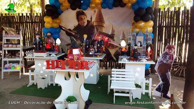 Decoração Harry Potter - Aniversário infantil - Jacarepaguá - RJ