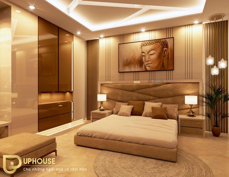 Phòng ngủ phong cách tân cổ điển 07
