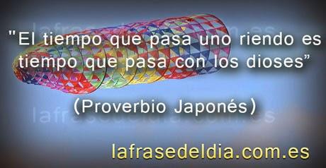 Proverbio Japonés