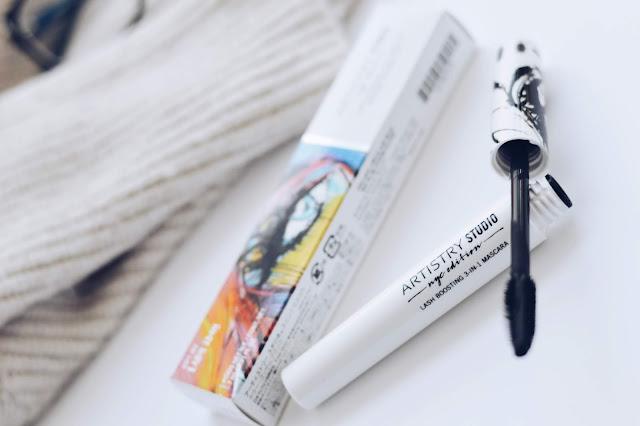 Amway ripsmeid suurendav kolm ühes ripsmetušš Gotham Black ARTISTRY STUDIO™ NYC Edition