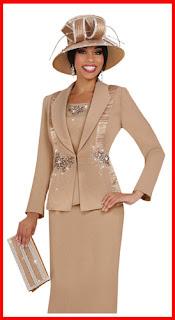 Church Suit Blog Ladies Church Suits Women Taupe Suit