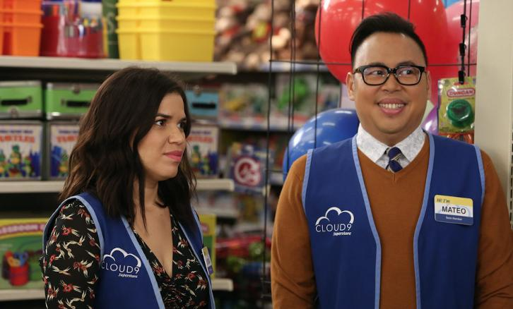 Superstore - Episode 3.12 - Groundhog Day - Promotional Photos & Press Release