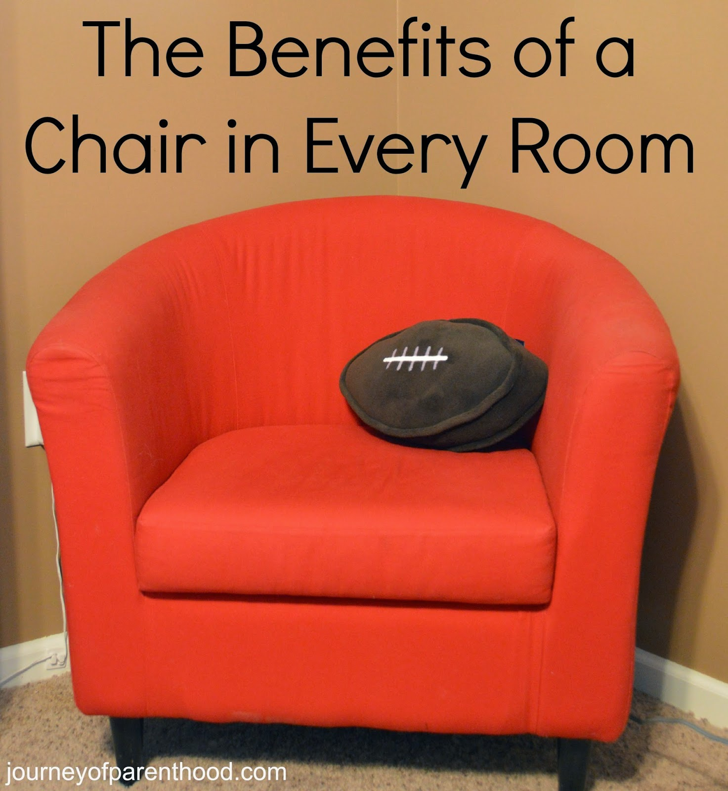 The Benefits of a Chair in Every Room