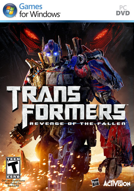 Transformers 2 Revenge