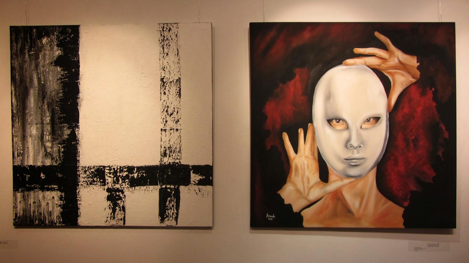 Amnah Yaqoub Hidden Desert Designs art gallery Al-Khobar blog