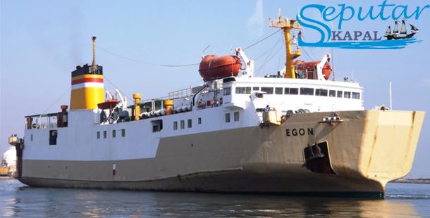 Kapal Pelni KM Egon