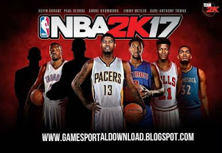 Latest NBA 2K17 APK + OBB Data