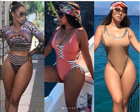 La-La-Anthony-sexy-bikini-photos-from-Italy-vacation