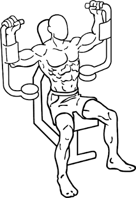 Chest Fly exercise for wider chest