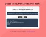 Tool Untuk Menampilkan Script Yang di Encrypt
