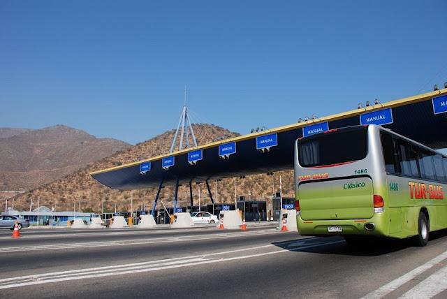Pedágios com o carro em Córdoba e na Argentina