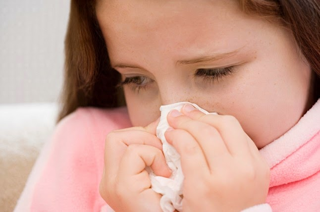 Pencegahan Gejala Influenza