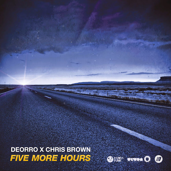Deorro & Chris Brown - Five More Hours - Single Cover