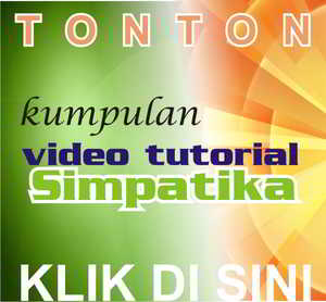 Tonton Video Tutorial Simpatika