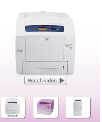 Top best laser printer in 2014 - Color Qube